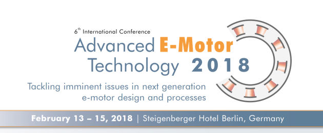 5th International Conference Advanced E-motor Technology