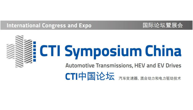 CTI Symposium China - Automotive Transmissions, HEV and EV Drives
