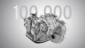 100.000 production milestone reached for new generation CVT - VT5