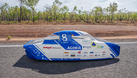 Punch Powertrain apporte son soutien technique à la Solar Team belge